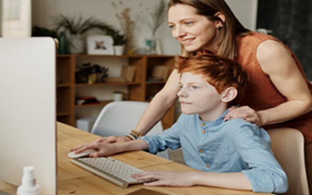 "TRAINING FOR A NEW GENERATION OF ""ONLINE"" CHILDREN and PARENTS"